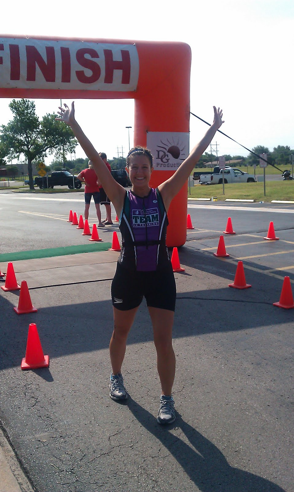 my first triathlon Run, karla, run discovers that her first triathlon is not only tough, but fun she tackles her first swim, bike, run in ontario, canada.