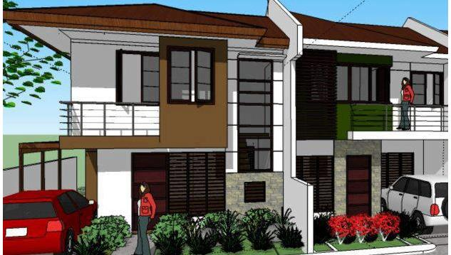 Anami Homes Daisy – Two Storey Townhouse in Lapu lapu