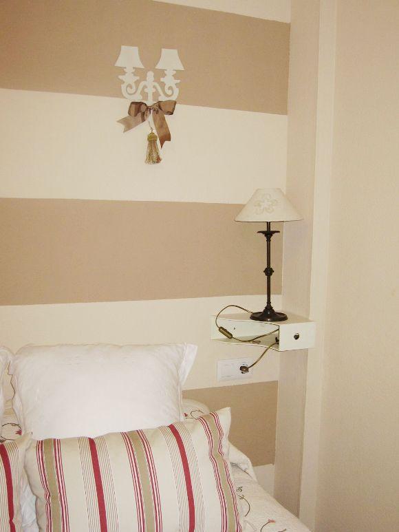 Antes y despu s del dormitorio de pilar y antonio for Coquetas muebles dormitorio