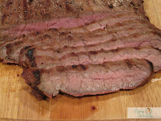 Eating Deliciously: Grilled Flank Steak with Soy Sauce and ...