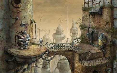 Gameplay Machinarium 2