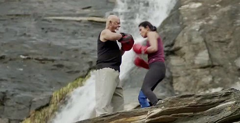 Priyanka Chopra Sunil Thapa in hindi movie Marykom