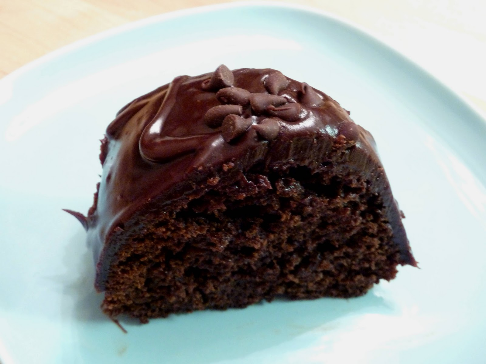 Dinner with Denise: Chocolate Sour Cream Bundt Cake