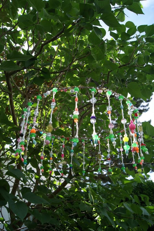 filz und garten gartenblog gartendeko aus perlen und