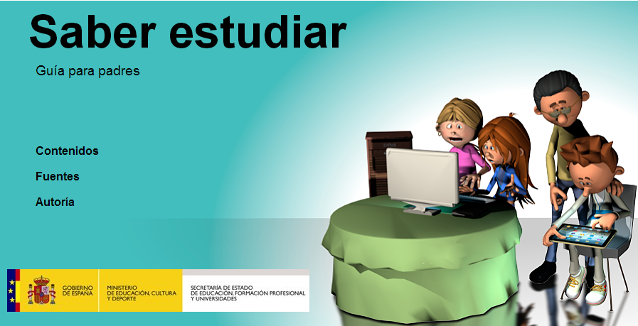 SABER ESTUDIAR.GUIA PARA PADRES/MADRES
