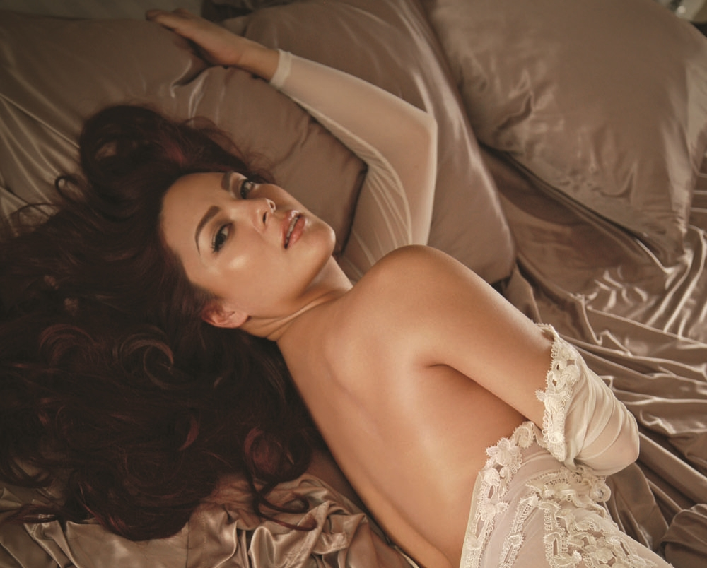 Check out some of KC Concepcion's Tanduay 2013 calendar photos below:
