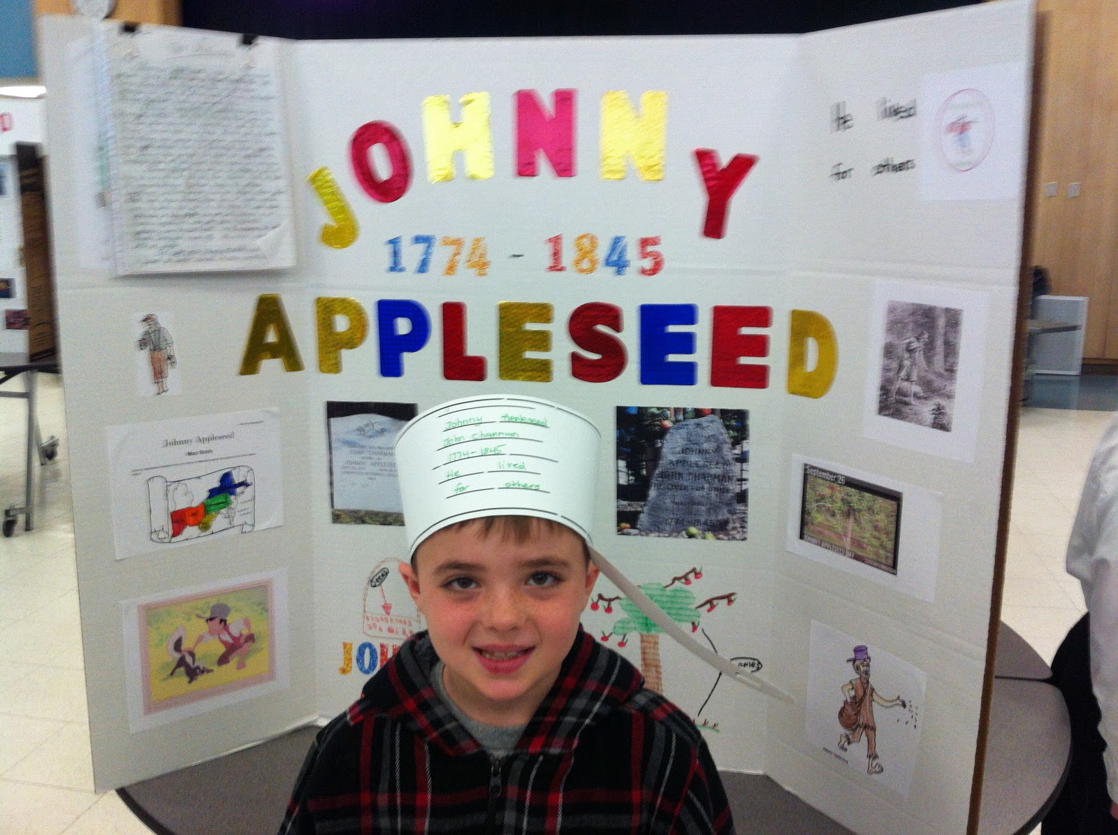 Mrs Henneberry S 3rd Grade Class Wax Museum 2013 Photos