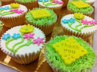 Teacher's Day Cupcakes