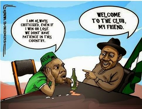 stephen keshi resigns