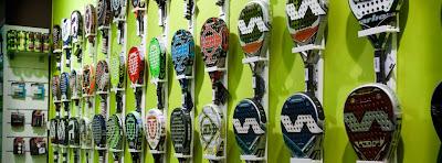 La firma VARLION presenta su colección 2013: palas y textil. Encuéntralas en www.zonadepadel.es