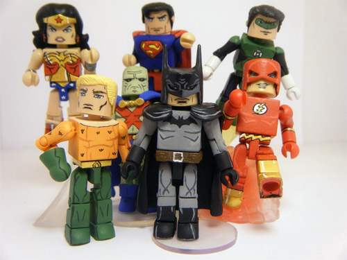 Justice League Minimates