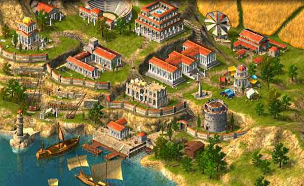 Download Free Strategy Games - Grepolis