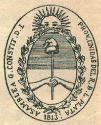 sello de la asamblea