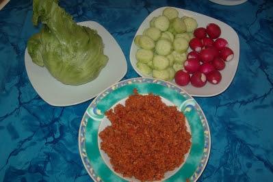 Kebbeh Banadoura Recipe