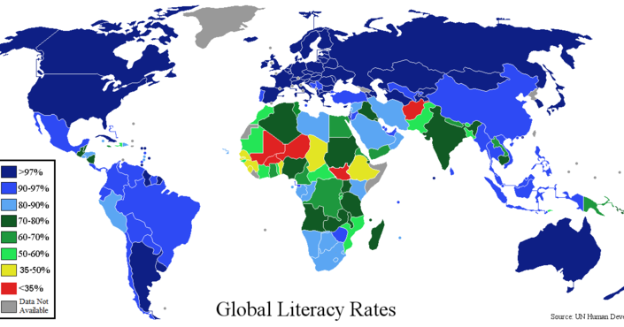 causes of illiteracy Illiteracy in individuals stems from different, generally inter-related causes which,  together, create a series of often insurmountable barriers for those concerned.