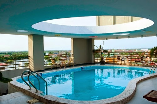 Khách sạn Ngọc Hương Huế