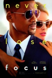 focus movie poster will smith