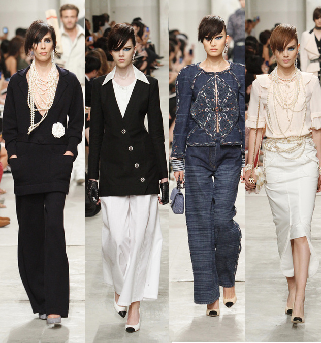 Chanel Cruise 2014 Collection