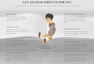 Get essays done for you