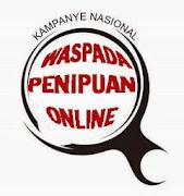 waspada Penipuan Online bijak dalam belanja