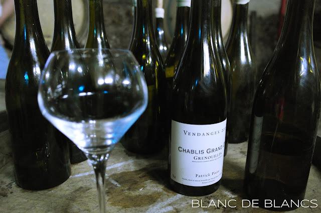 Patrick Piuze Chablis - www.blancdeblancs.fi