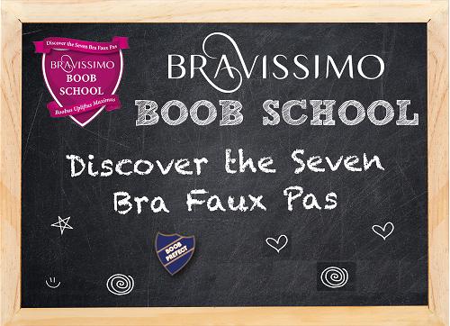Bravissimo Boob School