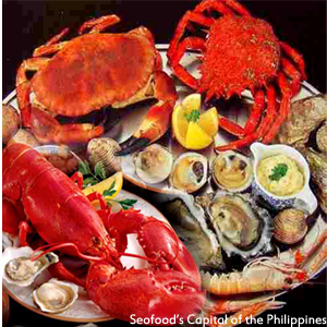 Seafood picture in roxas city