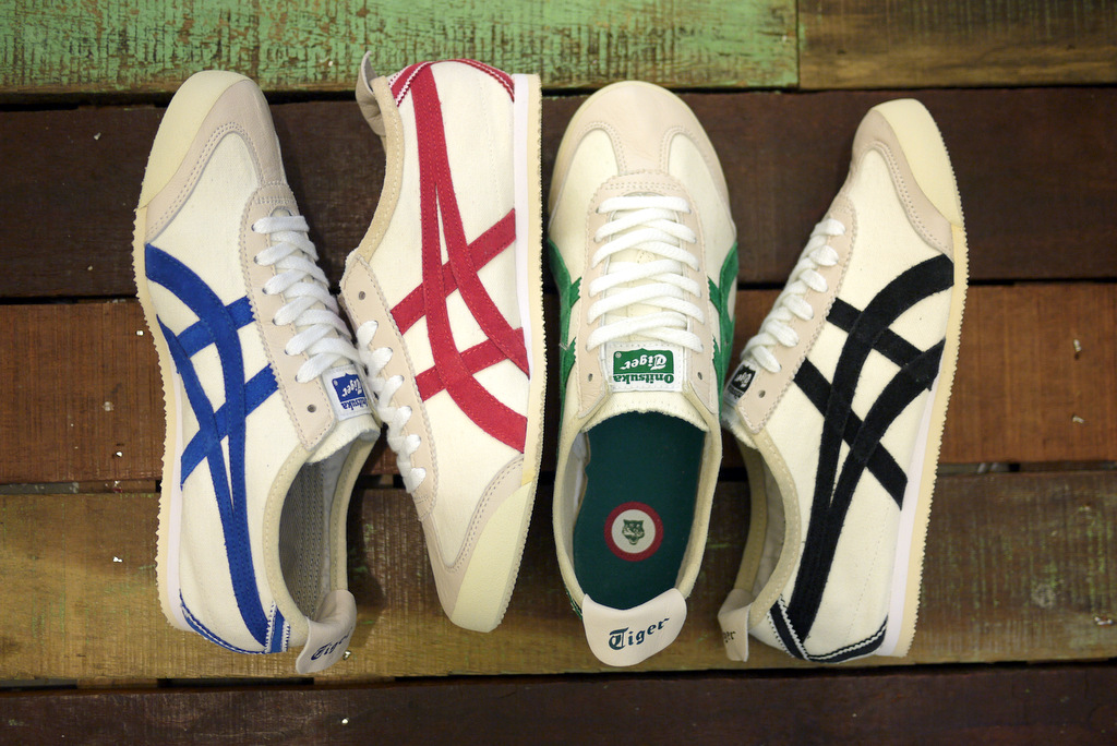 Onitsuka Tiger Vintage Olympic I Wallpaper Picture Photo