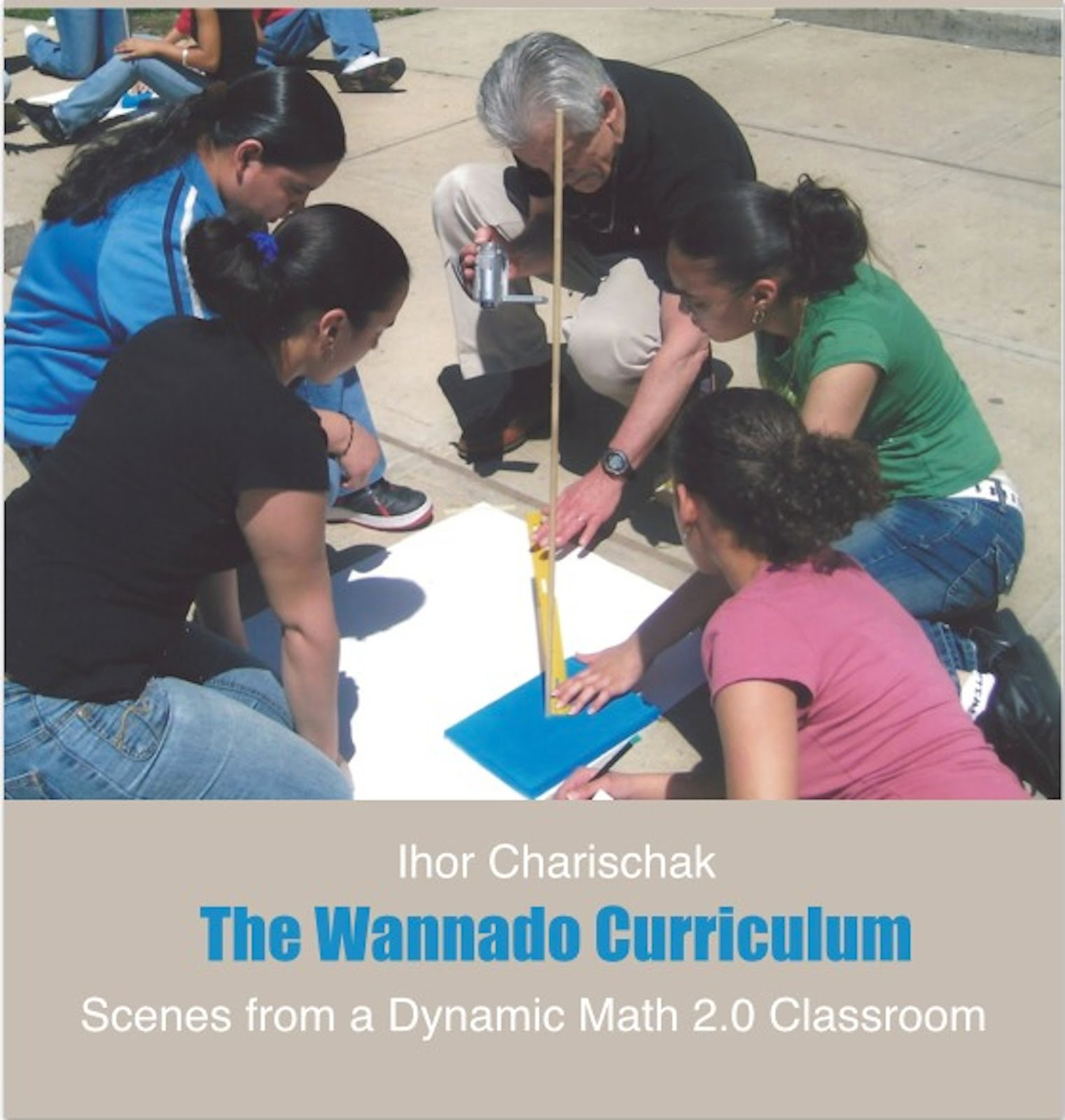 "My math book ""The Wannado Curriculum"" is now available (click below)"