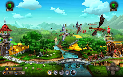لعبة الاكشن والمغامرات CastleStorm حصريا تحميل مباشر CastleStorm+1