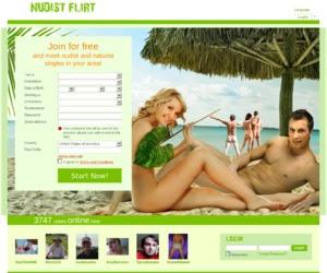 Nudistflirt.com è la più grande community di incontri online dedicata ai Single Nudisti!
