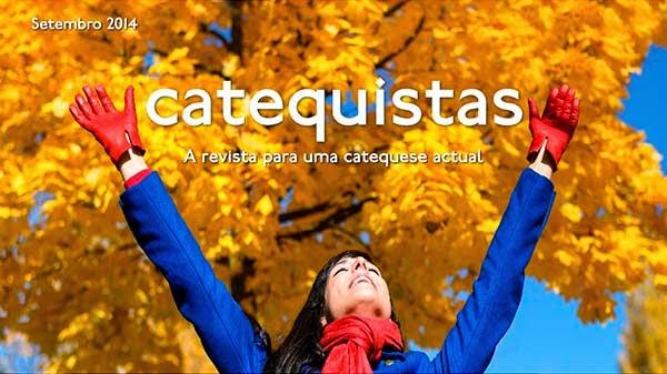 Revista catequistas em formato digital