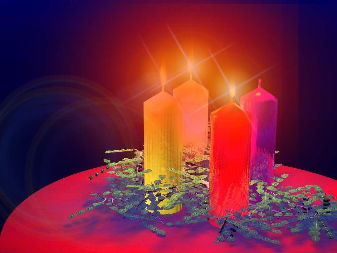 El blog de marcelo adviento enciende las velas - Velas adviento ...