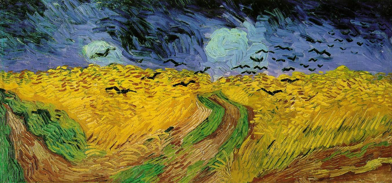 Zapiski Motocyklowe Proza I Poezja Smierc Vincent Van Gogh Jak Bylo Naprawde
