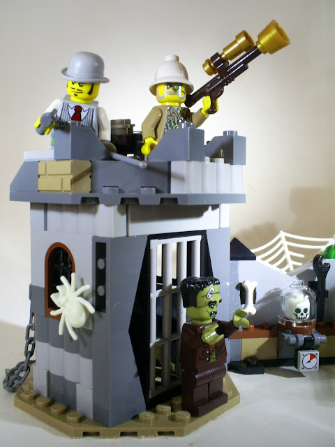 That Figures Review Lego Monster Fighters The Crazy
