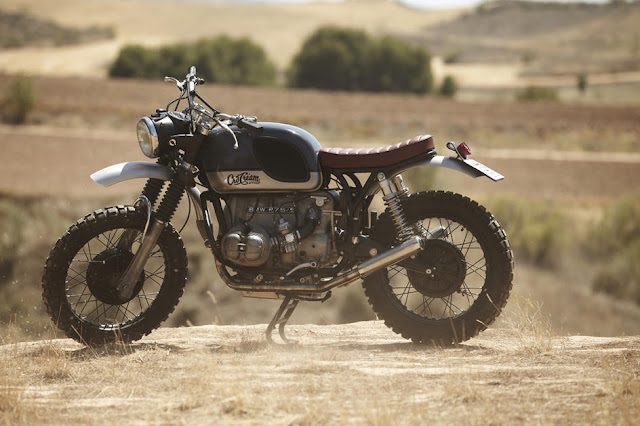 "1971 BMW R75 / 5 Cafe Racer ""The Challenge"" By  Cafe Racer Dreams Motorcycles"