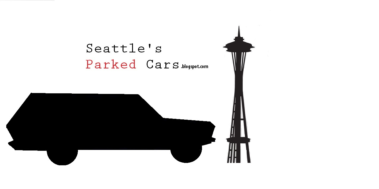 Seattle's Parked Cars