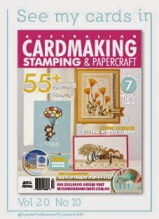 Australian Cardmaking Stamping and Papercraft