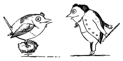 Doctor Ojiplatico.Edward Lear. Limmericks de A Book of Nonsense