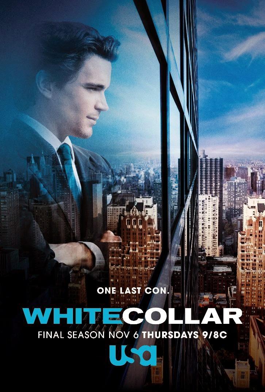White Collar - Season 6 - Promotional Posters