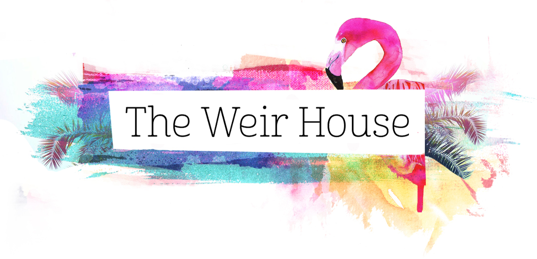 The Weir House by Kaylyn Weir