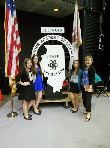2015 -STATE SCIENCE FAIR