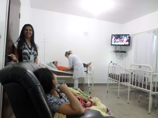 Hospital Municipal de Roncador recebe poltronas
