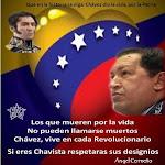 CHAVEZ EN NUESTRO CORAZON