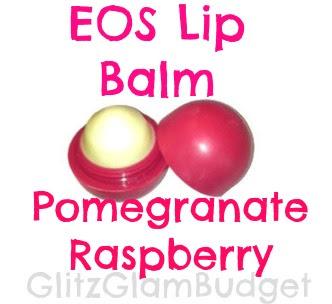EOS Lip Balms