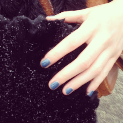 Le Blue Boy de Chanel