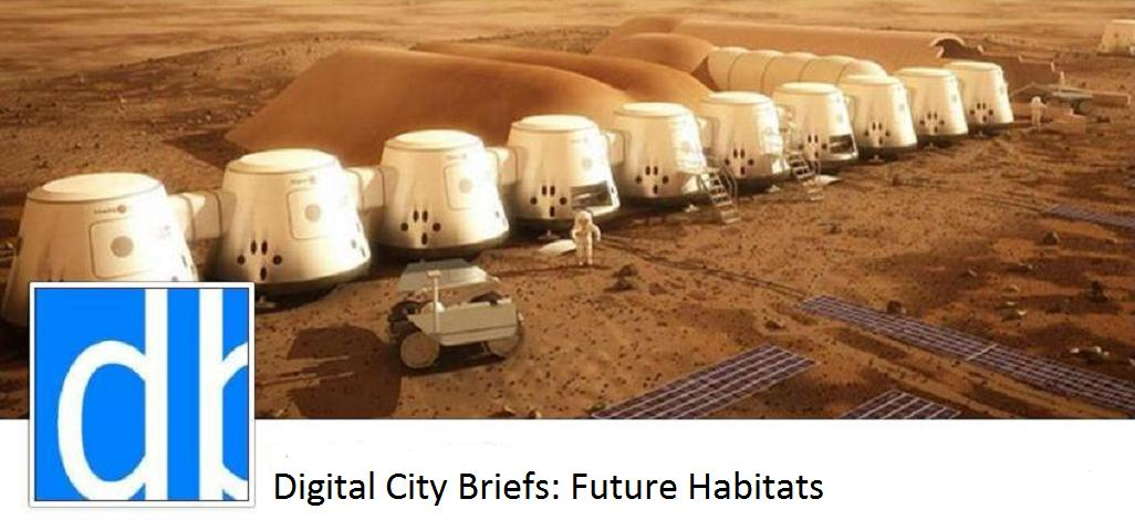Digital City Briefs - Future Habitats