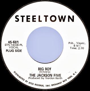 LP 45 Rotações - Branco - Steeltown Records