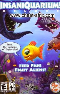 Free Download Games Download Games Insaniquarium Deluxe + Crack