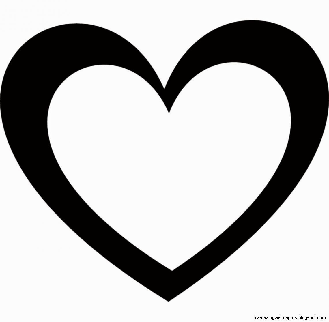 small hearts print color fun printables coloring page picture id
